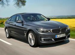 BMW 3-series. Фото BMW