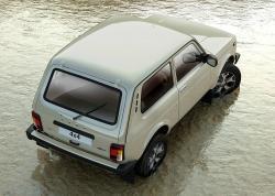 Lada 4х4. Фото
