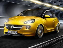 Opel Adam. Фото Opel
