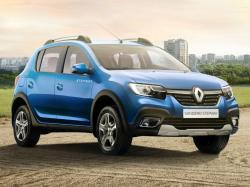 Renault Logan Stepway и Sandero Stepway. Фото Renault