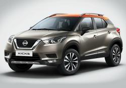 Nissan Kicks. Фото Nissan