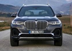 BMW X8. Фото BMW