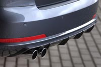 Skoda Octavia RS в тюнинге от BT