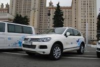SochiDrive в Москве. Фото CarExpert.ru