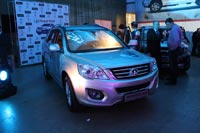 Great Wall Hover H6. Фото CarExpert.ru