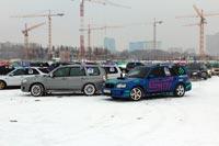 Зимний SUBARUFEST 2012