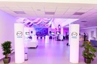 Открытие автосалона Автомир Mazda