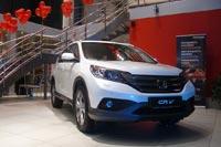 Презентация нового Honda CR-V в салоне Хонда-Отрадное