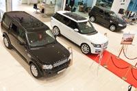 Презентация нового Range Rover в Авто АЛЕА