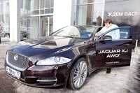 Jaguar AWD Live