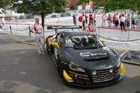 Audi Motorsport в ГУМе. Фото CarExpert.ru