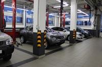 Торжественное открытие дилерского центра Автомир-Nissan на Щелковском шоссе. Фото Carexpert.ru