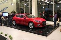 Автомир представил Mazda3. Фото CarExpert.ru
