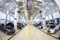 Открытие салона Автомир Hyundai в Сокольниках. Фото компании Автомир.