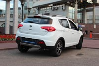 Презентация Lifan X50. Фото CarExpert.ru