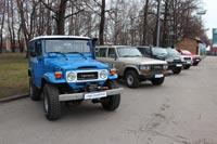 История Land Cruiser. Фото CarExpert.ru