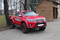Toyota Hilux Arctic Truck. Фото CarExpert.ru