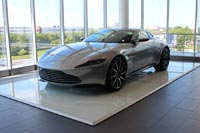 Aston Martin DB10. Фото CarExpert.ru