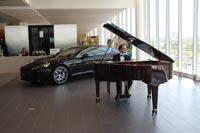Aston Martin Rapide. Фото CarExpert.ru