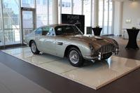 Культовый Aston Martin DB6. Фото CarExpert.ru
