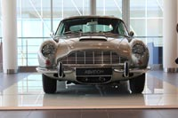 Культовый Aston Martin DB6. Фото CarExpert.ru