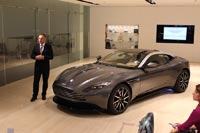 Aston Martin DB11. Фото CarExpert.ru