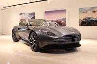 Aston Martin DB11. Фото CarExpert.ru