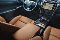 Toyota Camry Exclusive. Фото Toyota