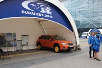 SubaFest 2016. Фото CarExpert.ru