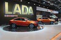Lada Vesta Cross Concept. Фото CarExpert.ru