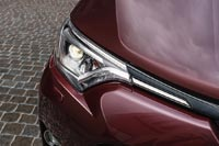 Toyota RAV4 Exlusive. Фото Toyota