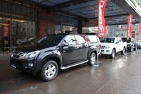 Isuzu D-Max. Фото CarExpert.ru