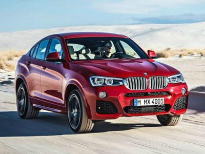 BMW Х4. Фото BMW