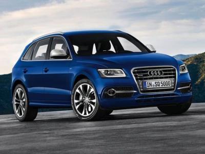 Audi SQ5. Фото Audi