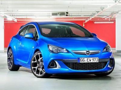 Opel Astra OPC. Фото Opel