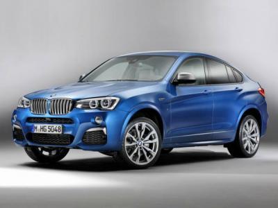 BMW X4 M40i. Фото BMW
