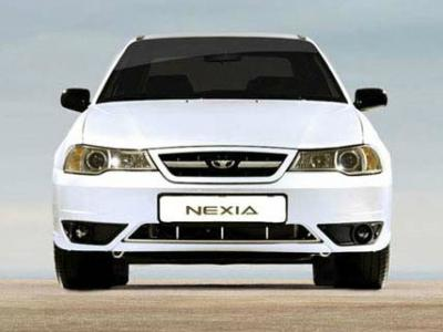 Daewoo Nexia. Фото Daewoo
