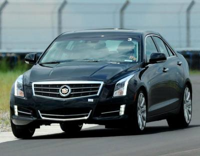 Cadillac ATS. Фото Cadillac
