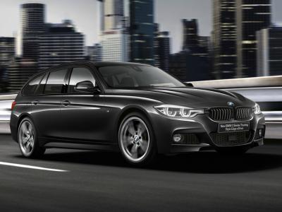 BMW 3-series Touring Style Edge. Фото BMW