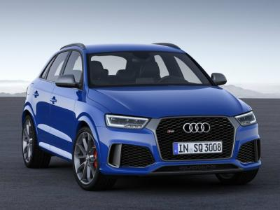 Audi  RS Q3 performance. Фото Audi