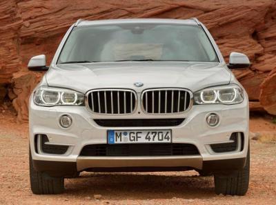 BMW X5. Фото BMW
