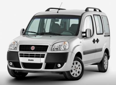 Fiat Doblo. Фото Fiat