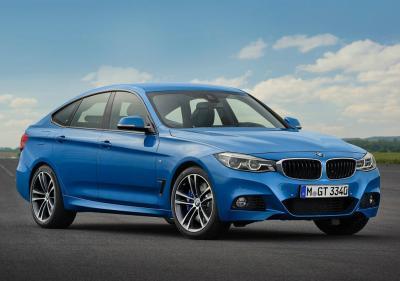 BMW 3-Series Gran Turismo. Фото BMW