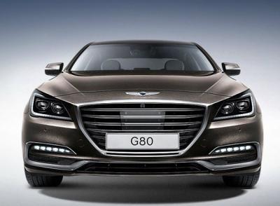 Hyundai Genesis G80. Фото Hyundai