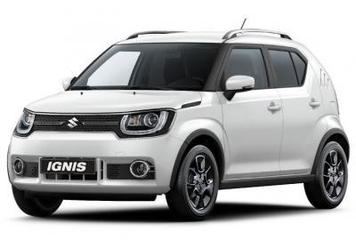 Suzuki Ignis. Фото Suzuki