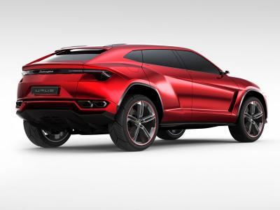 Lamborghini Urus. Фото Lamborghini