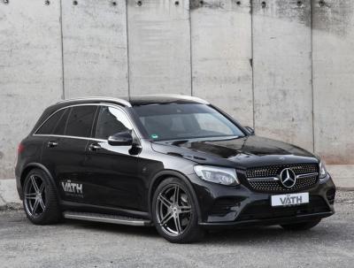 Mercedes-Benz GLC. Фото Vath