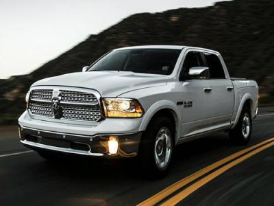 Ram 1500. Фото Fiat Chrysler