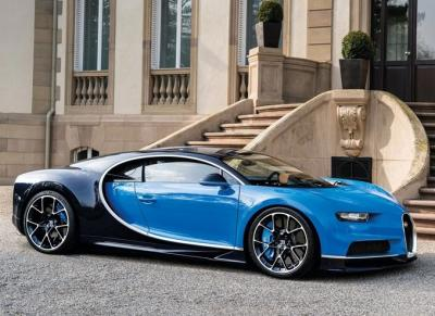Bugatti  Chiron. Фото Bugatti