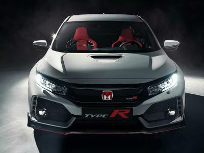 Honda Civic Type R. Фото Honda